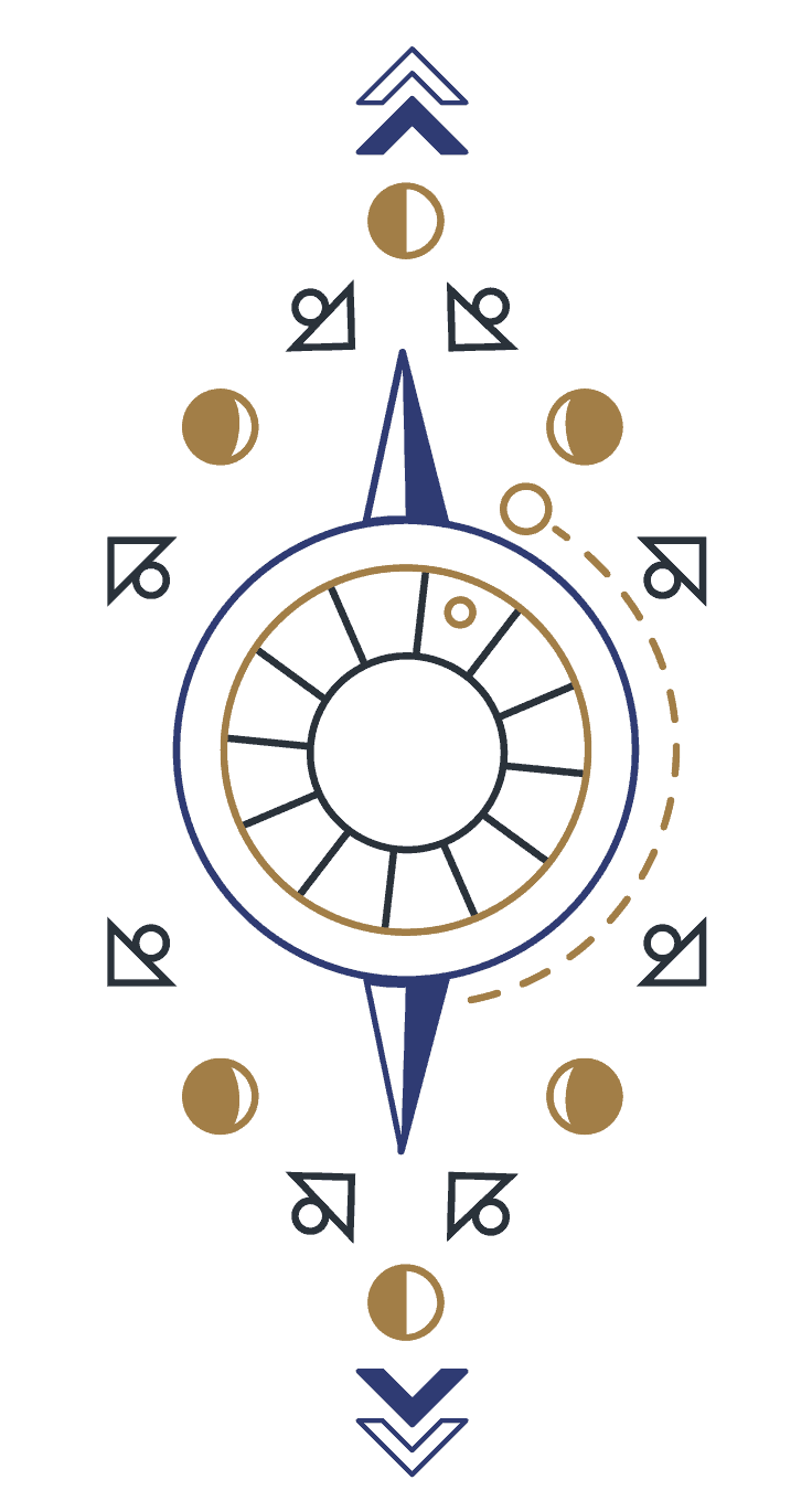 Astrology Transit Readings Logo & Icon